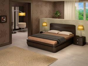 Кровать Торис Тау-классик С7 (Праско)