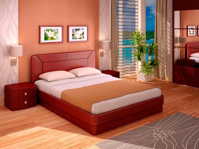 Кровать Торис ЮМА С9 (Матино)