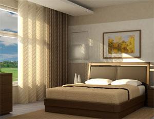 Кровать Торис Юма L11 (Стино) кожа