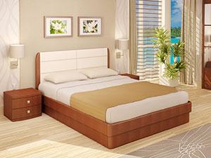 Кровать Торис Юма M2 (Милето)