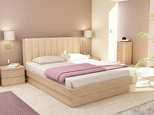 Кровать Торис Юма T1 (Олби)