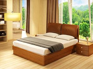 Кровать Торис Юма T2 (Мароне)