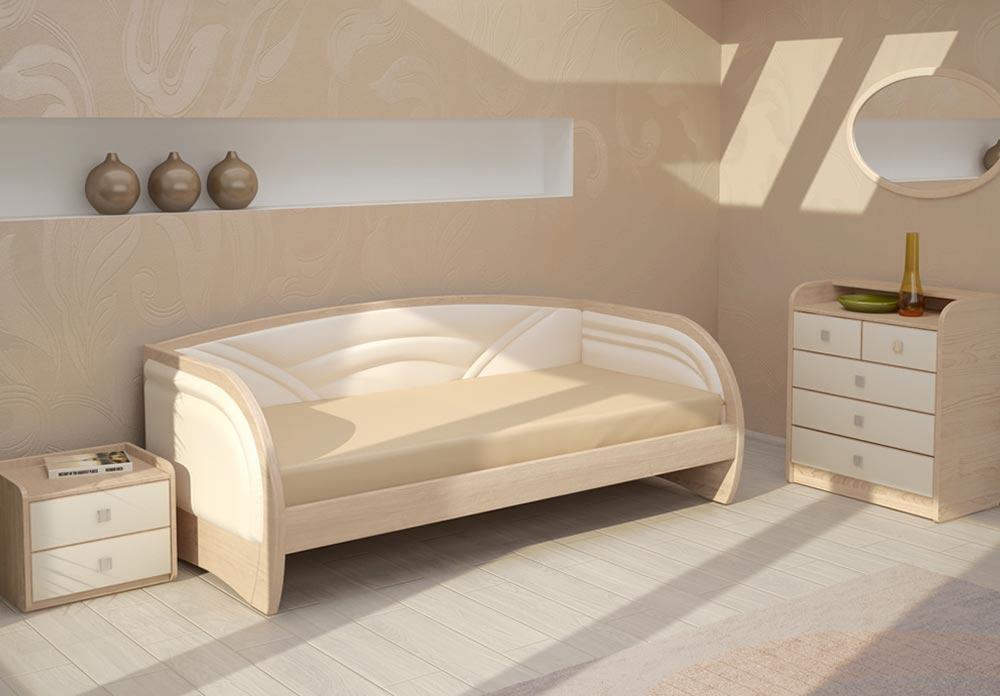 Кровать Торис Вега Фонте