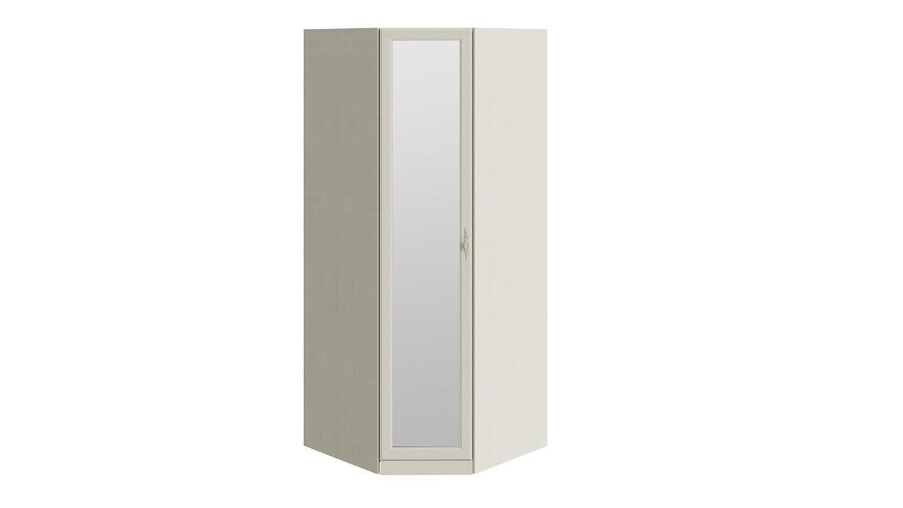 Шкаф ТриЯ Лючия угловой с 1-ой зеркальной дверью, СМ-235.07.07