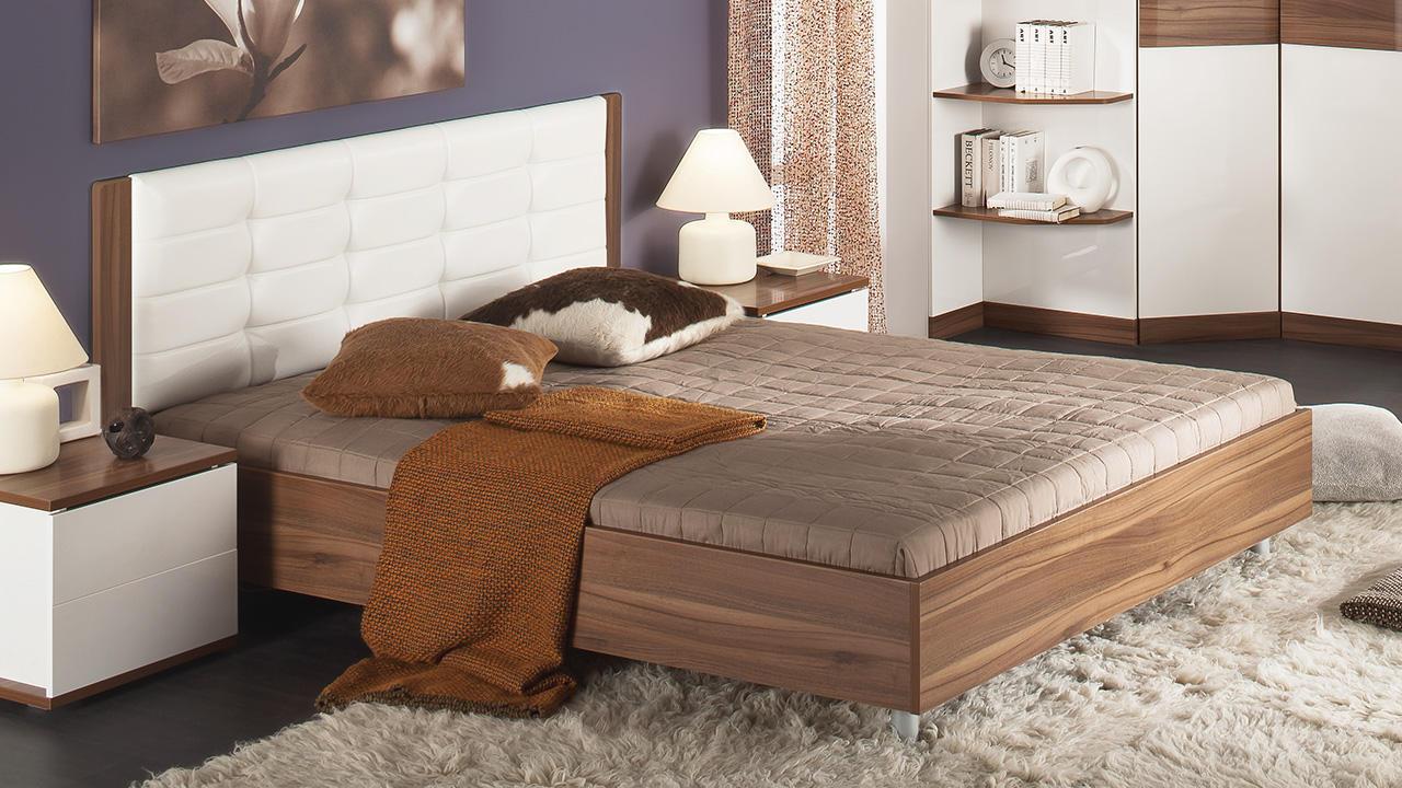 Кровать ТриЯ Рио с мягкой спинкой, ПМ-149.01