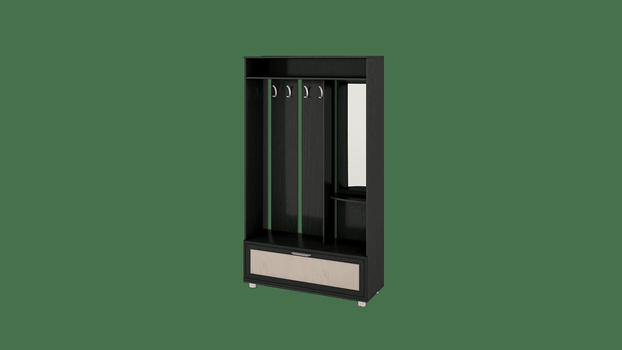 Шкаф комбинированный открытый Грета, ПМ 119.03