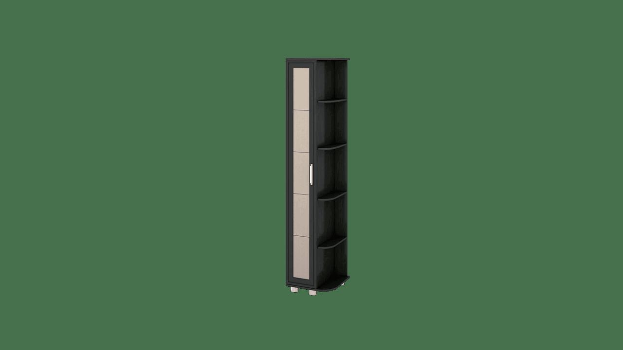 Шкаф комбинированный торцевой Грета, ПМ 119.13