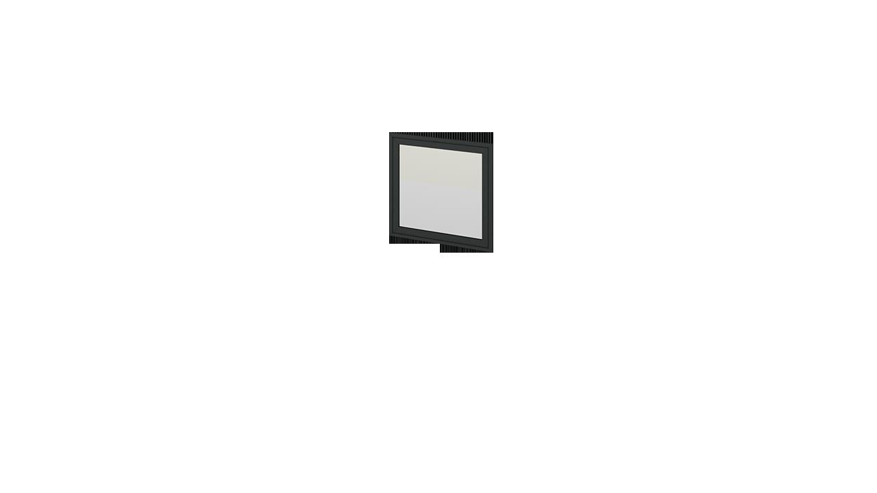 Панель с зеркалом Грета, ПМ 119.11
