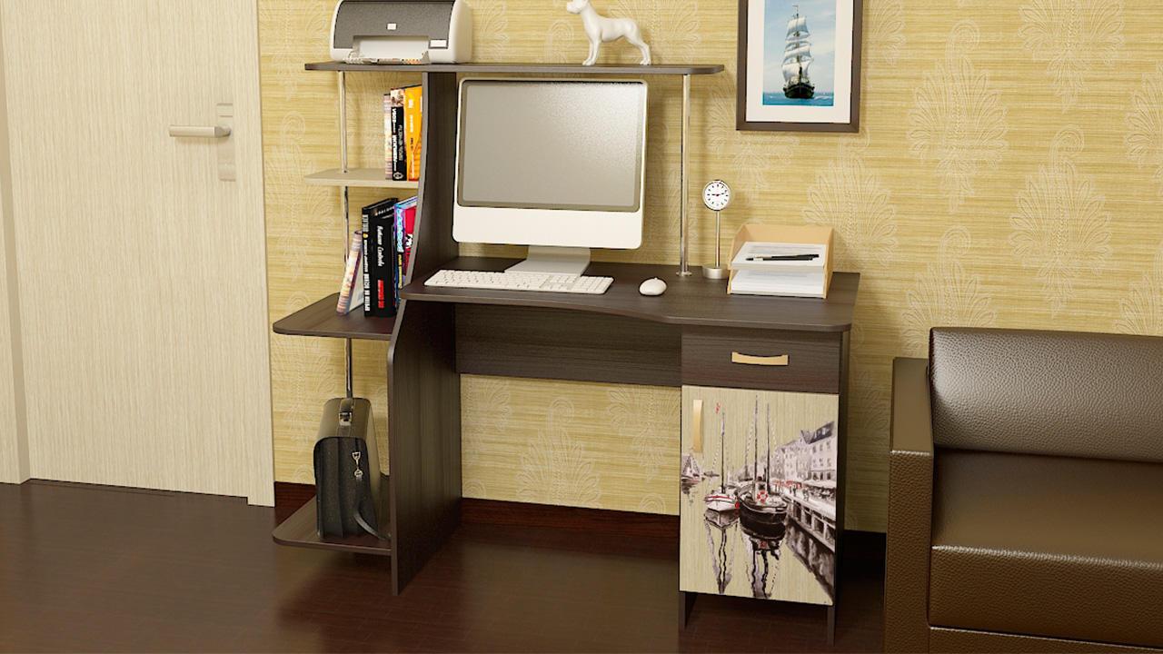 Компьютерный стол «Студент-Стиль М»