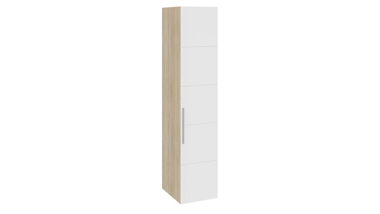 Шкаф для одежды и белья с 1-й дверью правый ларго люкс см-18.