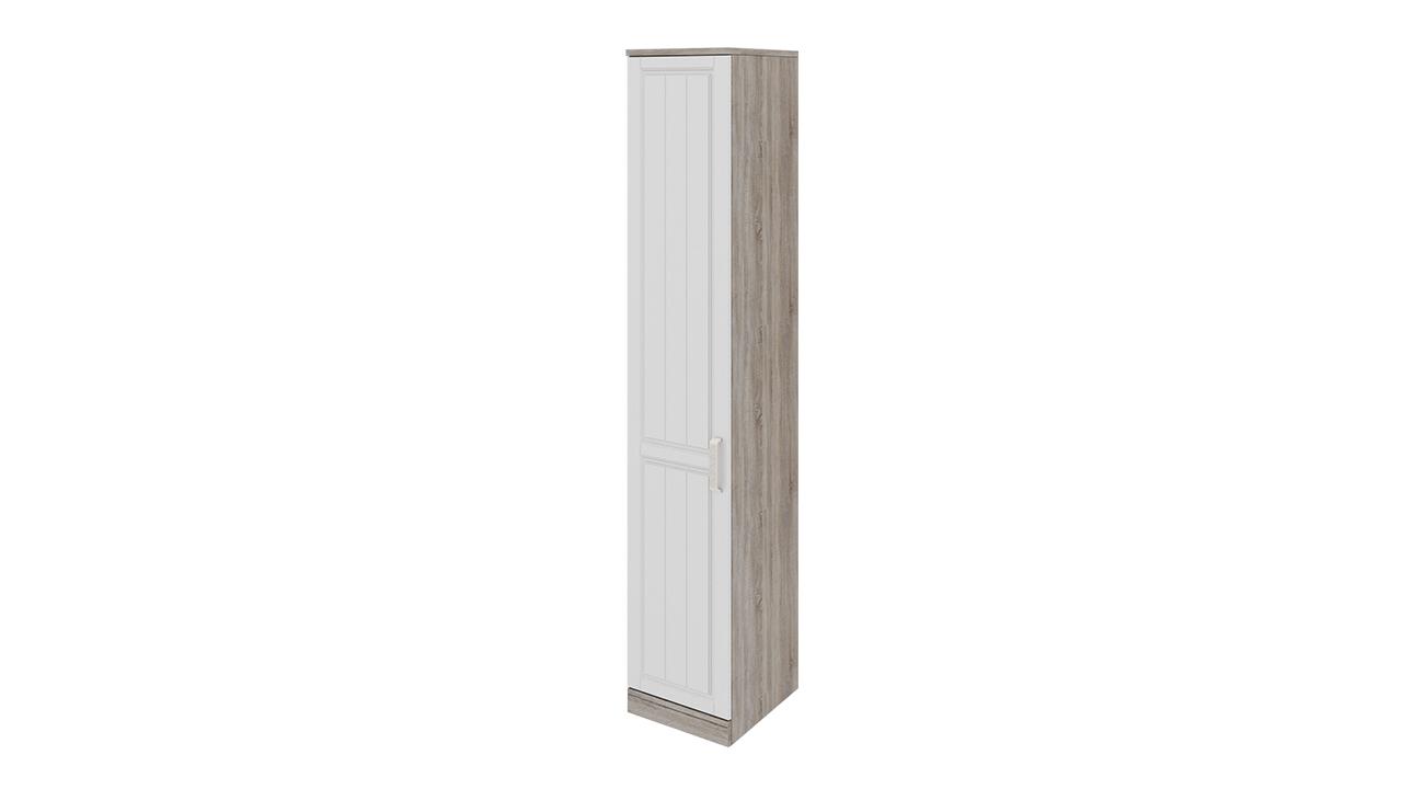Шкаф ТриЯ Прованс торцевой с 1-ой дверью левый, СМ-223.07.008L