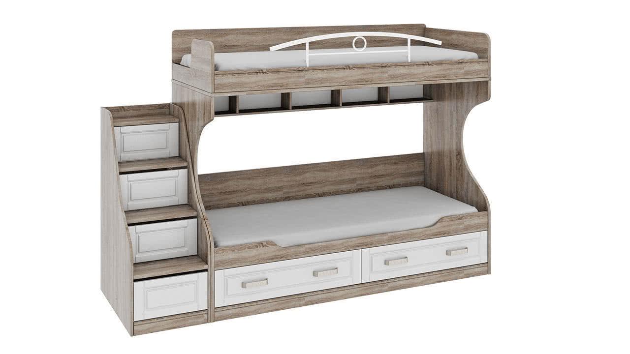 Кровать Трия Прованс СМ-223.11.001