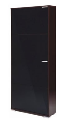 Тумба для обуви Vental Viva 4 (стекло, зеркало)