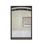 Панель с зеркалом Ривьера Витра, арт. 36-08