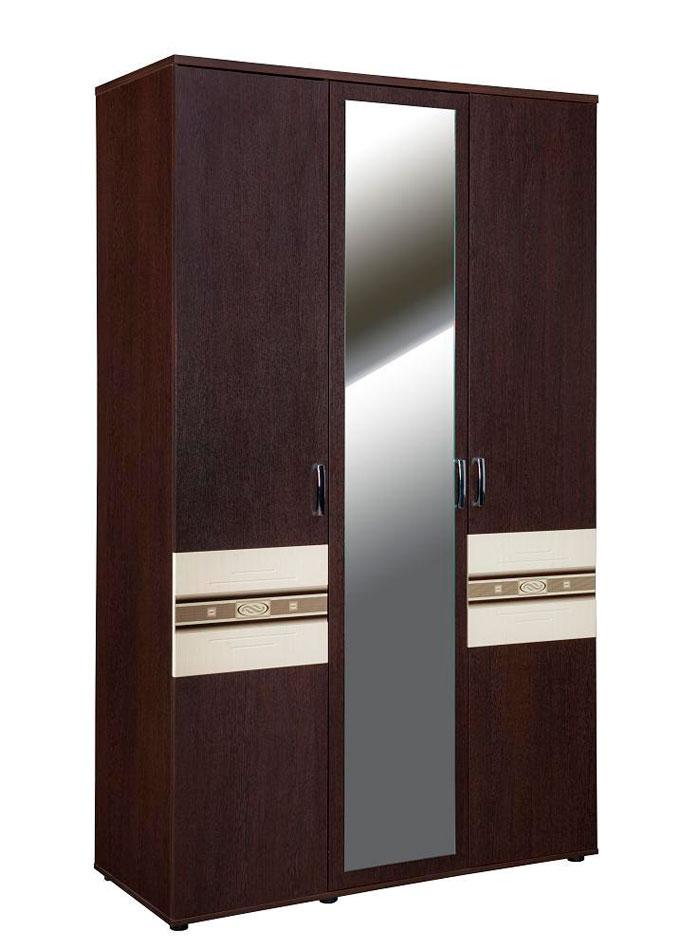 Шкаф трехдверный Ривьера Витра, арт. 95-12