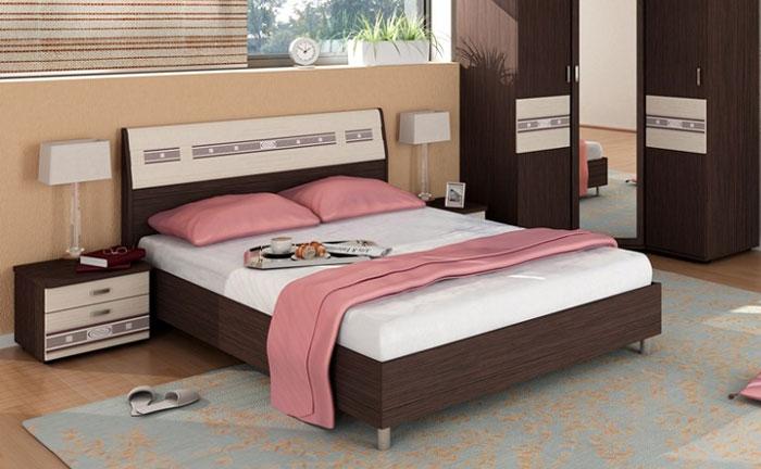 Кровать Витра Ривьера 140, арт. 95.02