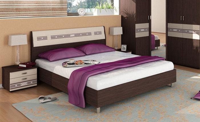 Кровать Витра Ривьера 160, арт. 95.01
