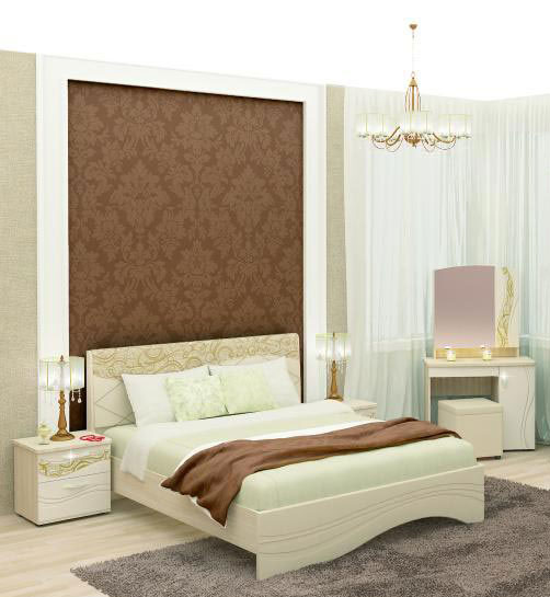 Спальня Витра Соната, комплектация 1