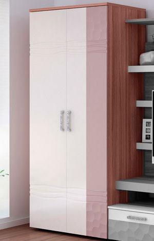 Шкаф для одежды многофункциональный Витра Мокко, арт. 33.07