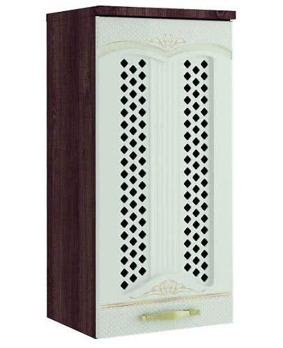 Шкаф 40 с решеткой Витра Каролина 11, арт. 11.23