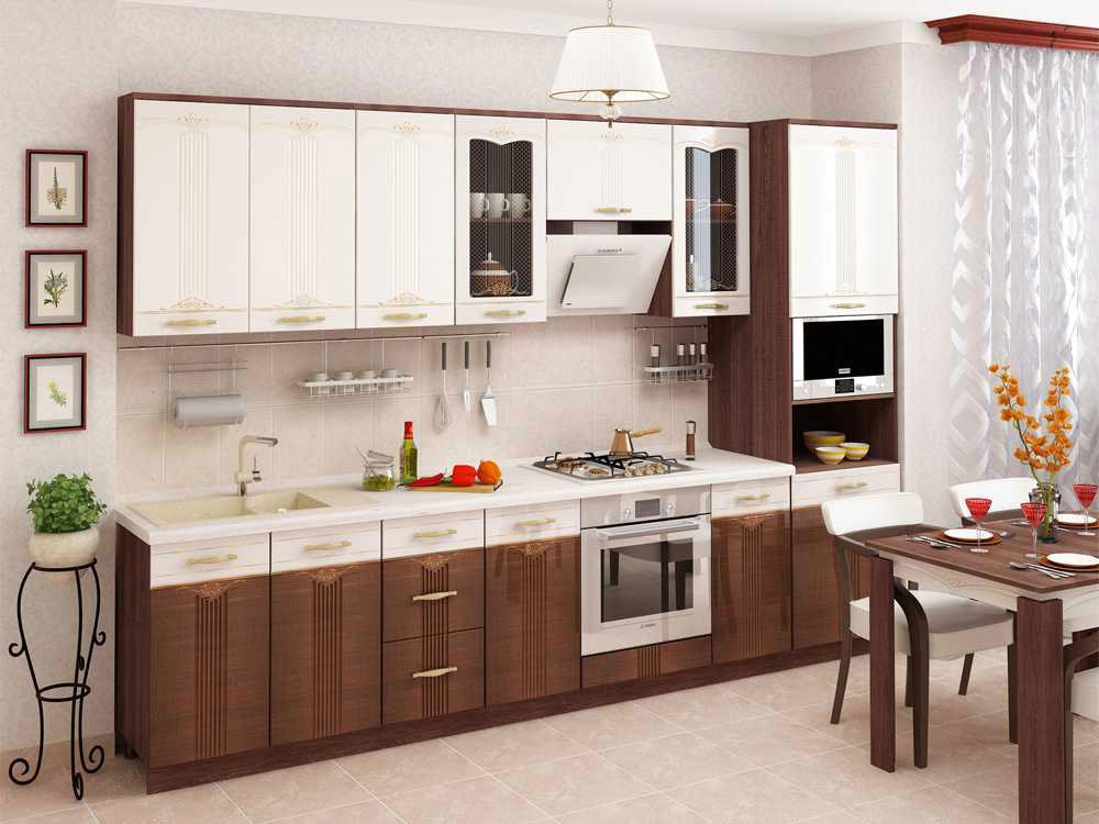 Удобная кухня Витра