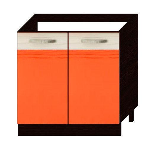 Стол под мойку 80 Витра Оранж-9, арт.09.51