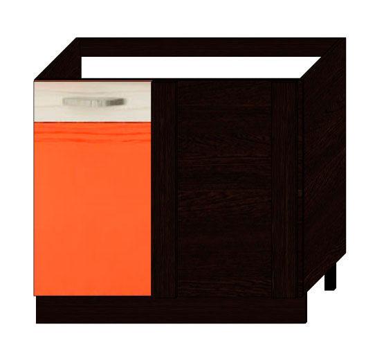 Стол под мойку угловой универсальный Витра Оранж-9, арт.09.52