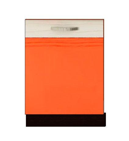 Панель для посудомоечной машины 600 Витра Оранж-9, арт.09.69