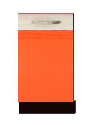 Панель для посудомоечной машины  450 Витра Оранж-9, арт.09.70