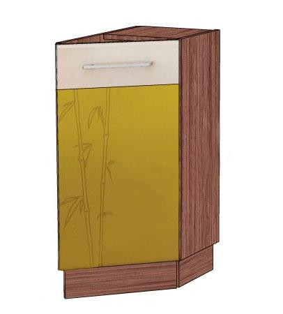 Стол торцевой Витра Тропикана-17, арт.17.64 (17.65)