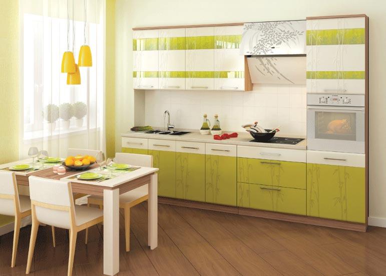 Кухня Витра Тропикана-17 (300)