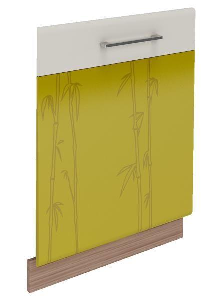 Панель 60 для посудомоечной машины Витра Тропикана-17, арт.17.69