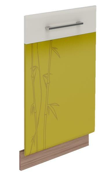Панель 45 для посудомоечной машины Витра Тропикана-17, арт.17.70
