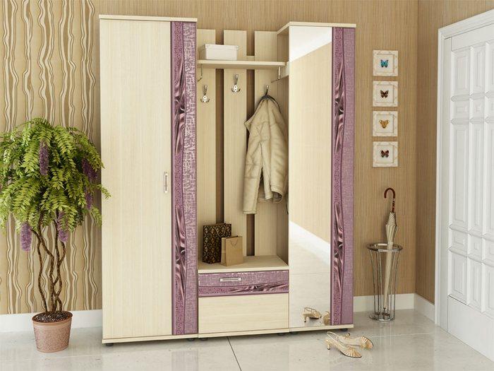 Набор мебели для прихожей Маргарита Витра, комплектация 2