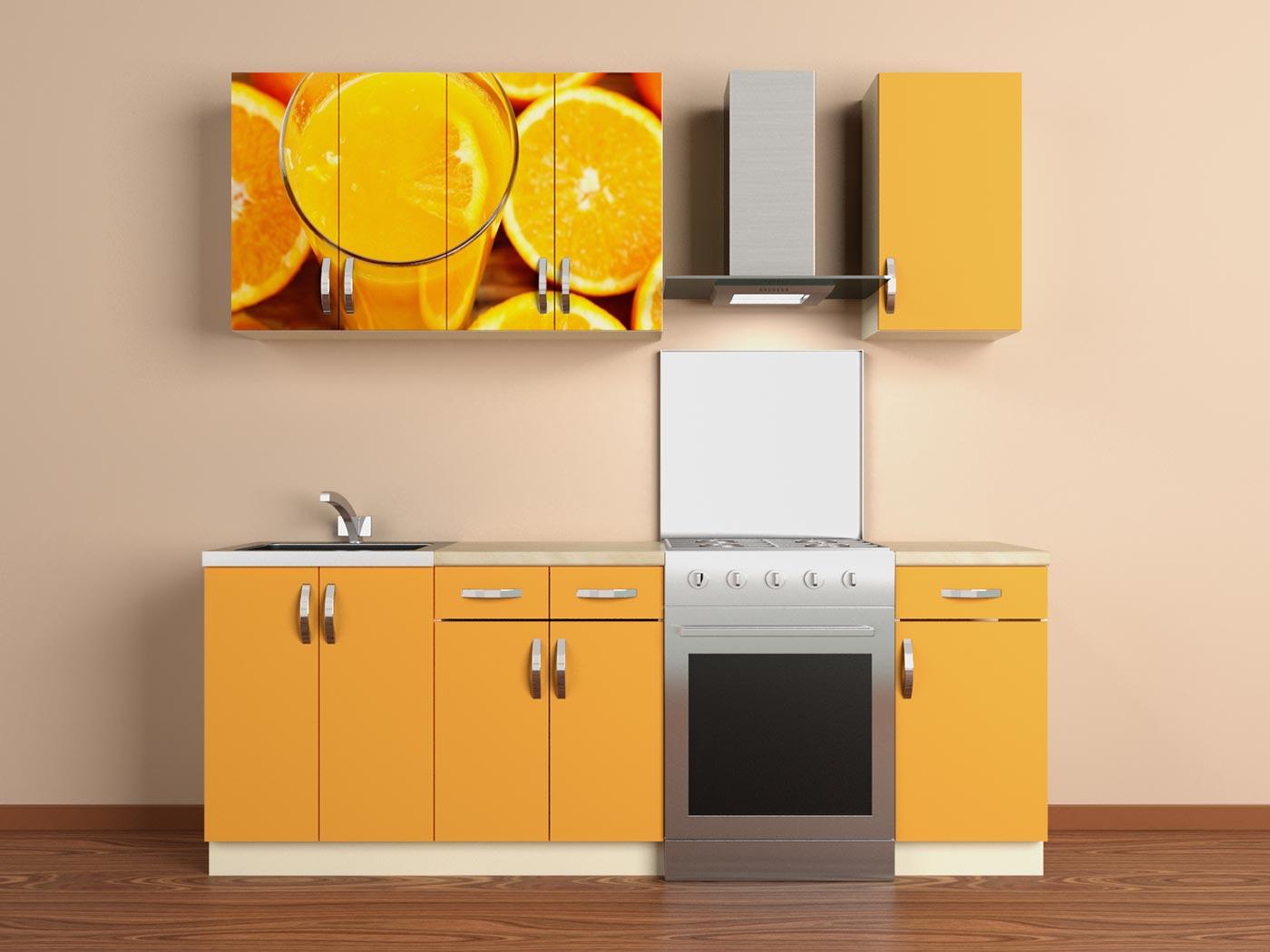 Кухонный гарнитур ВиВера 2000 с.04