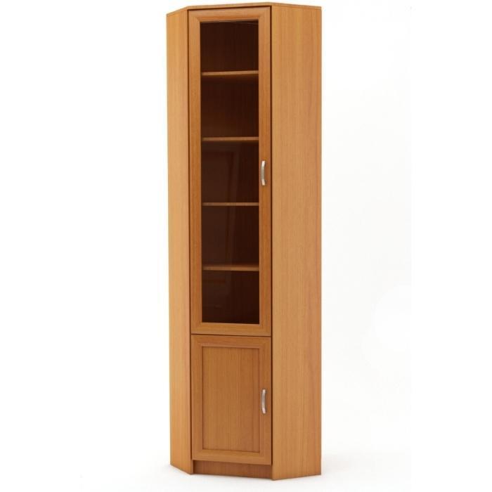 Угловые книжные шкафы для гостиной цвета венге mebhome.ru.