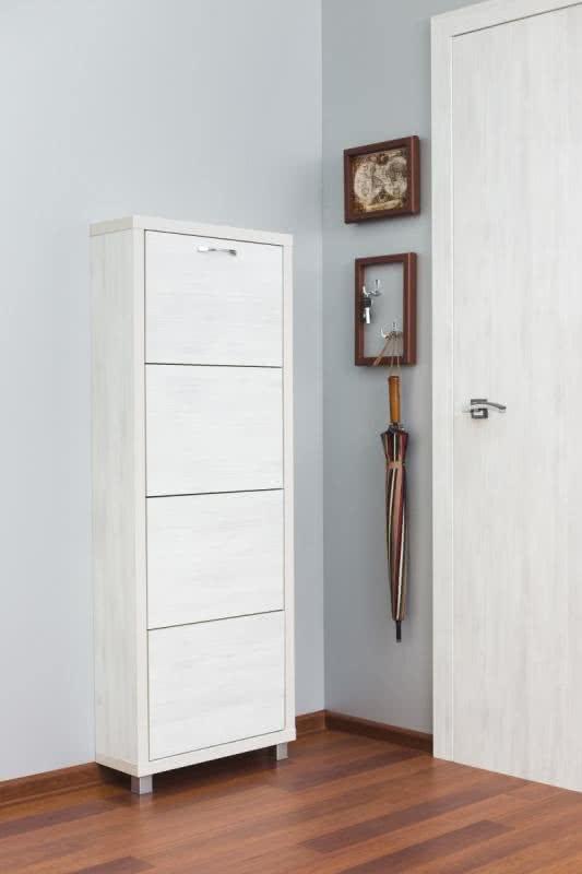 Шкаф обувной Люкс 4с