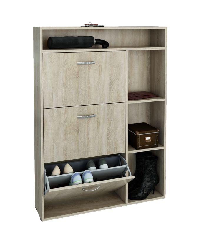Шкаф для обуви Милан-22