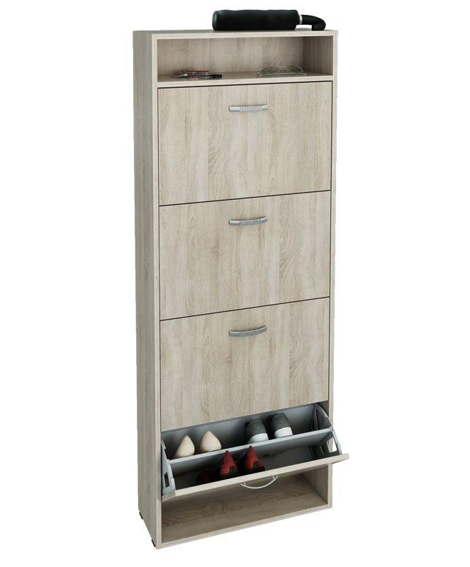 Шкаф для обуви Милан-27