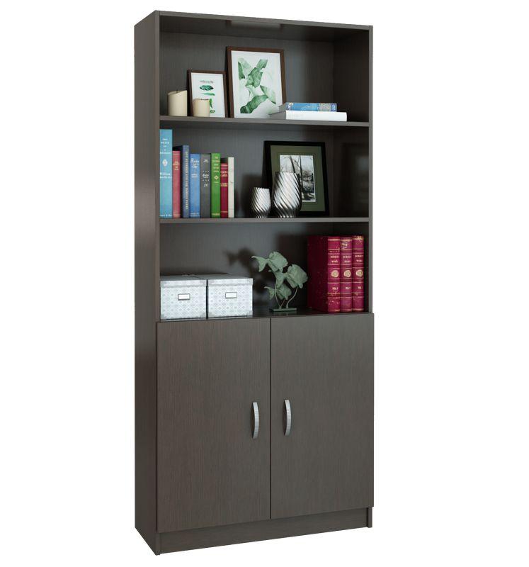 Узкие книжные шкафы для гостиной цвета светлого дуба мф маст.