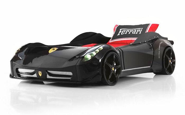 Кровать-машина Ferrari WERT Mobilya