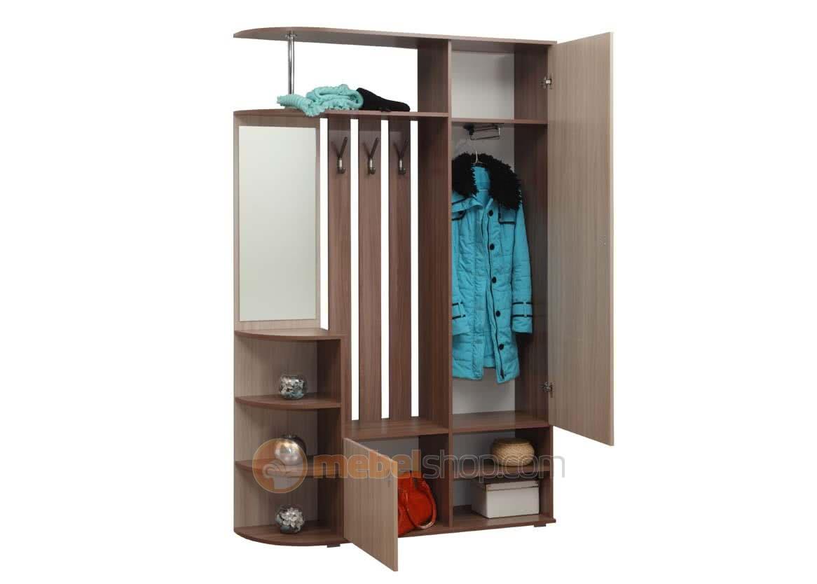 Шкаф комбинированный Кармен-7