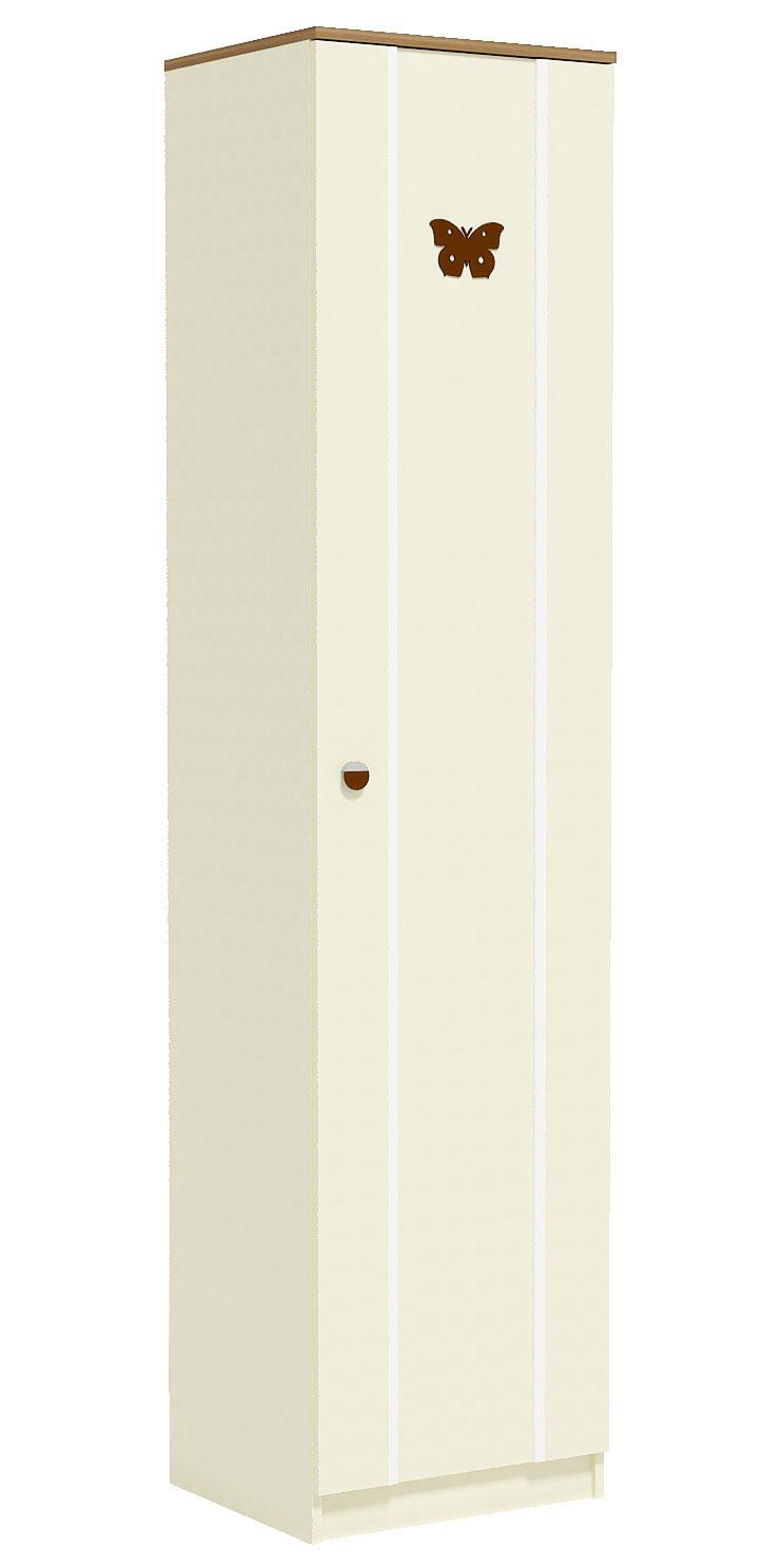 Шкаф для белья (5 полок) Заречье Юниор, мод Ю3