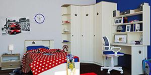 Детская мебель Заречье Юниор
