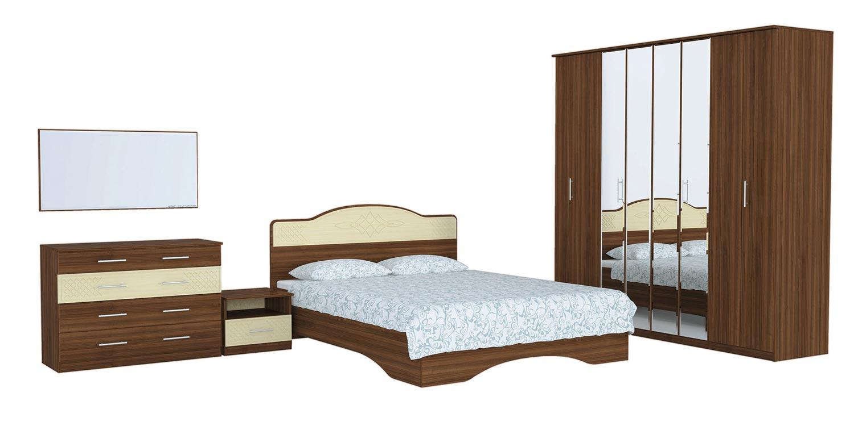 Спальня Заречье Виктория, комплектация 3