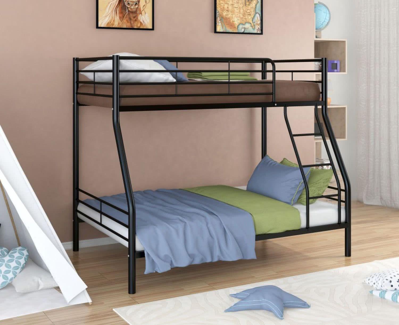 Двухъярусная кровать Формула мебели Гранада 2 — купить недорого в mebHOME. Цены от производителя. Размеры и фото. Отзывы. | Формула Мебели