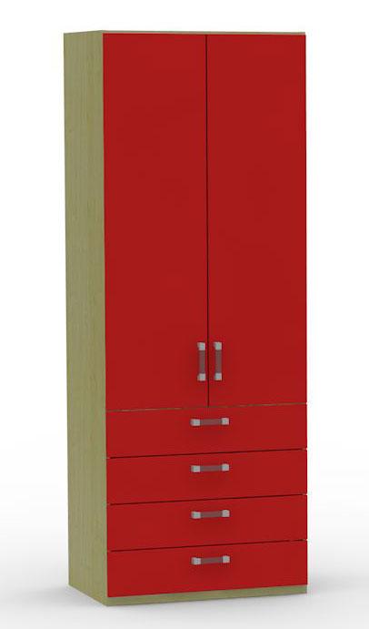 Красный шкаф картинка для детей