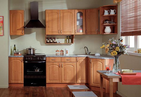 Как выбрать кухонный гарнитур? Какой кухонный гарнитур лучше? Размеры и  высота кухонной мебели, материалы и наполнение кухонного гарнитура.