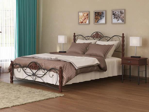 Кровать Garda 2R с матрасом Melange EVS500 в Казани