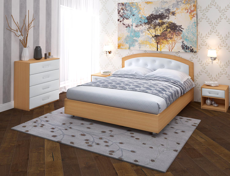 Кровать Промтекс-Ориент Мелори 1 Ренли